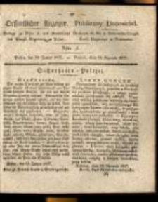 Oeffentlicher Anzeiger. 1837.01.24 Nro.4