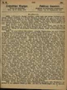 Oeffentlicher Anzeiger. 1865.10.17 Nro.42