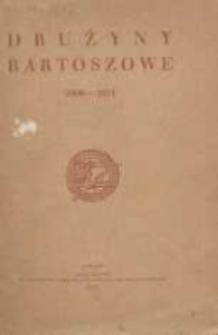 Drużyny Bartoszowe 1908-1914