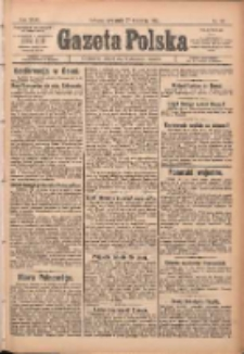 Gazeta Polska: codzienne pismo polsko-katolickie dla wszystkich stanów 1922.04.27 R.26 Nr97