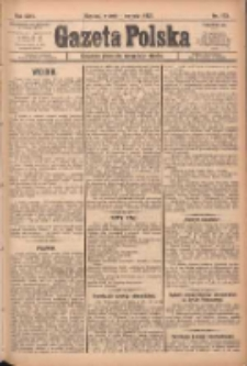 Gazeta Polska: codzienne pismo polsko-katolickie dla wszystkich stanów 1922.08.01 R.26 Nr173