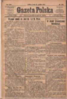 Gazeta Polska: codzienne pismo polsko-katolickie dla wszystkich stanów 1922.12.20 R.26 Nr290