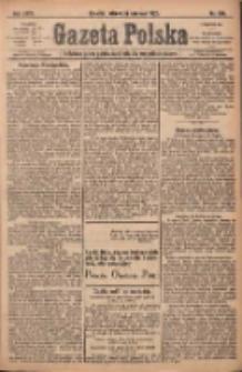 Gazeta Polska: codzienne pismo polsko-katolickie dla wszystkich stanów 1920.06.15 R.24 Nr134