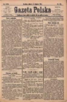 Gazeta Polska: codzienne pismo polsko-katolickie dla wszystkich stanów 1920.08.10 R.24 Nr181