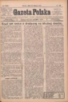 Gazeta Polska: codzienne pismo polsko-katolickie dla wszystkich stanów 1924.08.29 R.28 Nr199