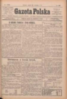 Gazeta Polska: codzienne pismo polsko-katolickie dla wszystkich stanów 1924.09.30 R.28 Nr226