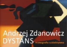 Dystans : monografia subiektywna