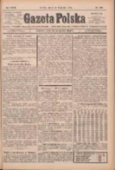Gazeta Polska: codzienne pismo polsko-katolickie dla wszystkich stanów 1924.11.14 R.28 Nr264