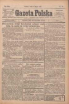 Gazeta Polska: codzienne pismo polsko-katolickie dla wszystkich stanów 1925.02.04 R.29 Nr27
