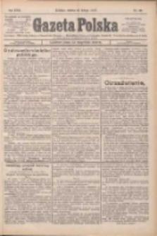 Gazeta Polska: codzienne pismo polsko-katolickie dla wszystkich stanów 1925.02.21 R.29 Nr42