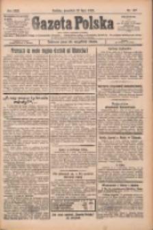 Gazeta Polska: codzienne pismo polsko-katolickie dla wszystkich stanów 1925.07.23 R.29 Nr167