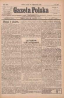 Gazeta Polska: codzienne pismo polsko-katolickie dla wszystkich stanów 1925.10.14 R.29 Nr237