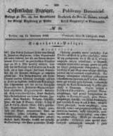 Oeffentlicher Anzeiger. 1848.11.15 Nro.46