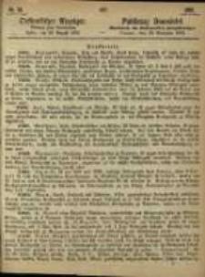 Oeffentlicher Anzeiger. 1865.08.29 Nro.35