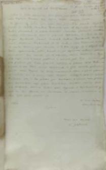 Kopia postanowieni sejmiku łęczyckiego, 24.06.1602