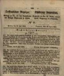 Oeffentlicher Anzeiger. 1853.07.12 Nro.28
