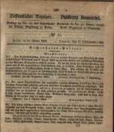 Oeffentlicher Anzeiger. 1853.10.11 Nro.41
