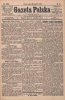 Gazeta Polska: codzienne pismo polsko-katolickie dla wszystkich stanów 1929.01.26 R.33 Nr22