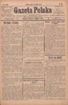 Gazeta Polska: codzienne pismo polsko-katolickie dla wszystkich stanów 1929.07.20 R.33 Nr165
