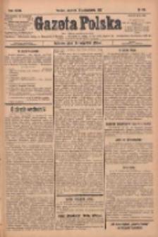 Gazeta Polska: codzienne pismo polsko-katolickie dla wszystkich stanów 1929.10.24 R.33 Nr246