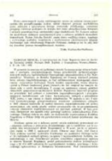 Tadeusz Mencel, L'introduction du Code Napoléon dans le Duché de Varsovie (1808), Poznań 1949
