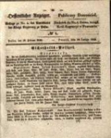 Oeffentlicher Anzeiger. 1846.02.10 Nro.6
