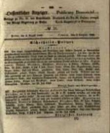 Oeffentlicher Anzeiger. 1846.08.04 Nro.31
