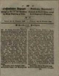 Oeffentlicher Anzeiger. 1846.09.15 Nro.37