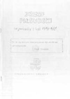 Wywiady z lat 1919-1921