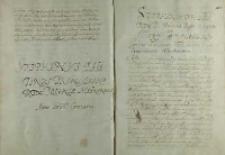 Mowa króla Stefana Batorego, wygłoszona podczas przyjazdu do Polski, Śniatyń 31.03.1576