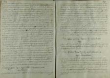 Odpowiedz króla Zygmunta III na poselstwo kardynała Andrzeja Batorego, Warszawa 1599