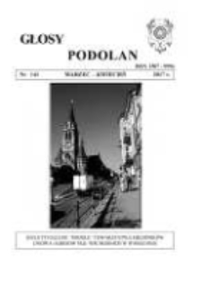 Głosy Podolan nr141