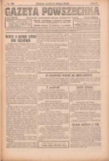 Gazeta Powszechna 1924.02.06 R.5 Nr30
