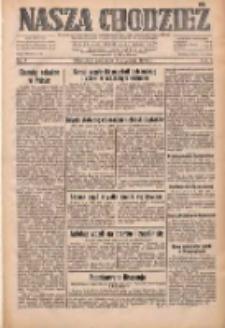 Nasza Chodzież: dziennik poświęcony obronie interesów narodowych na zachodnich ziemiach Polski 1933.01.05 R.4 Nr4
