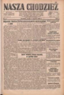 Nasza Chodzież: dziennik poświęcony obronie interesów narodowych na zachodnich ziemiach Polski 1933.01.06 R.4 Nr5