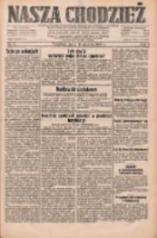 Nasza Chodzież: dziennik poświęcony obronie interesów narodowych na zachodnich ziemiach Polski 1933.01.11 R.4 Nr8