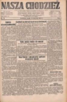 Nasza Chodzież: dziennik poświęcony obronie interesów narodowych na zachodnich ziemiach Polski 1933.01.18 R.4 Nr14