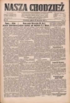 Nasza Chodzież: dziennik poświęcony obronie interesów narodowych na zachodnich ziemiach Polski 1933.01.20 R.4 Nr16