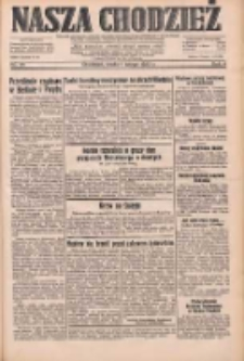 Nasza Chodzież: dziennik poświęcony obronie interesów narodowych na zachodnich ziemiach Polski 1933.02.01 R.4 Nr26