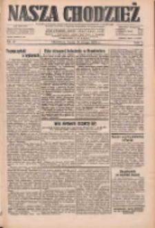 Nasza Chodzież: dziennik poświęcony obronie interesów narodowych na zachodnich ziemiach Polski 1933.02.15 R.4 Nr37