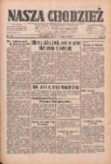 Nasza Chodzież: dziennik poświęcony obronie interesów narodowych na zachodnich ziemiach Polski 1933.03.08 R.4 Nr55