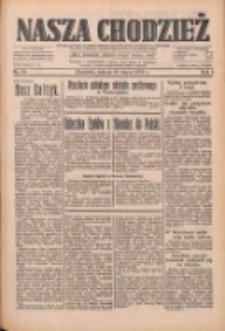 Nasza Chodzież: dziennik poświęcony obronie interesów narodowych na zachodnich ziemiach Polski 1933.03.18 R.4 Nr64