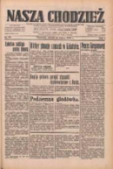 Nasza Chodzież: dziennik poświęcony obronie interesów narodowych na zachodnich ziemiach Polski 1933.03.21 R.4 Nr66