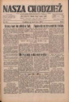Nasza Chodzież: dziennik poświęcony obronie interesów narodowych na zachodnich ziemiach Polski 1933.05.06 R.4 Nr104