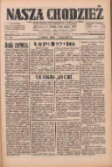 Nasza Chodzież: dziennik poświęcony obronie interesów narodowych na zachodnich ziemiach Polski 1933.05.31 R.4 Nr124