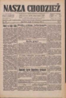 Nasza Chodzież: dziennik poświęcony obronie interesów narodowych na zachodnich ziemiach Polski 1933.06.23 R.4 Nr142
