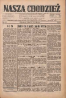 Nasza Chodzież: dziennik poświęcony obronie interesów narodowych na zachodnich ziemiach Polski 1933.07.08 R.4 Nr154