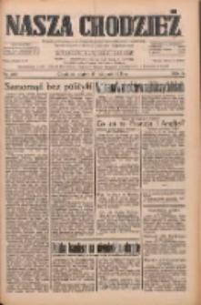 Nasza Chodzież: dziennik poświęcony obronie interesów narodowych na zachodnich ziemiach Polski 1933.11.17 R.4 Nr265