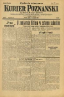 Kurier Poznański 1938.09.10 R.33 nr412