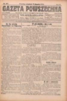 Gazeta Powszechna 1924.08.14 R.5 Nr187